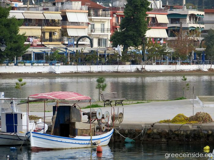 Evia-boat-Greece
