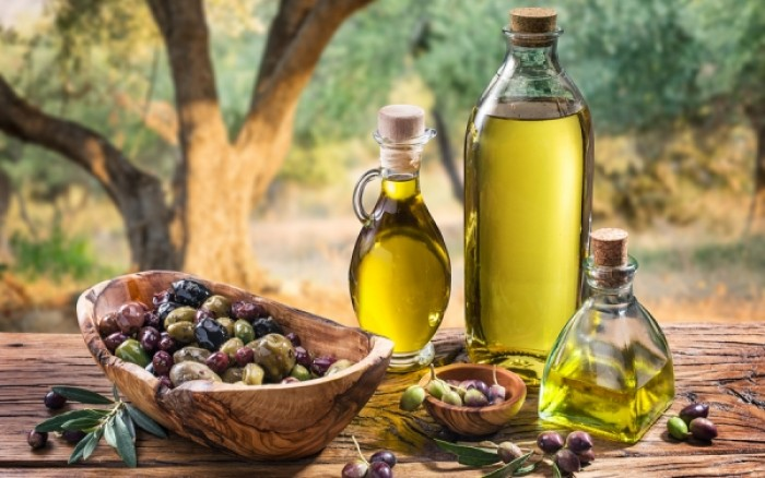 Olive Oil Greece